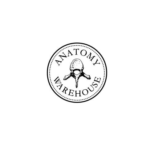 Logo for anatomy model manufacturer
