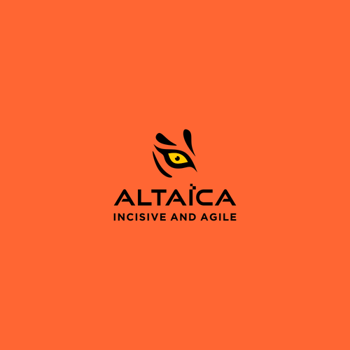 Incisive logo for incisive IT company: Altaica
