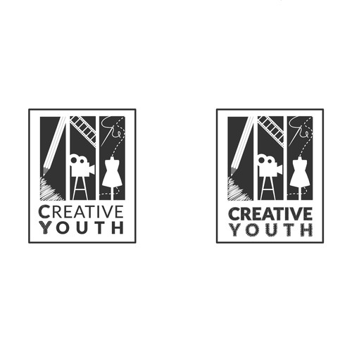 logo for Creative Youth