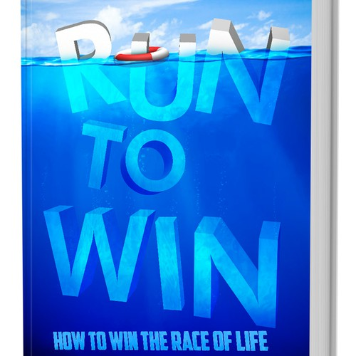 Create a inspirational book about winning the race of life