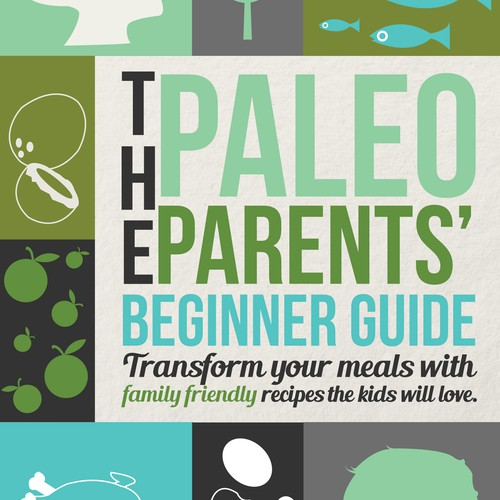 Create an eBook Cover for Bestselling Paleo Cookbook