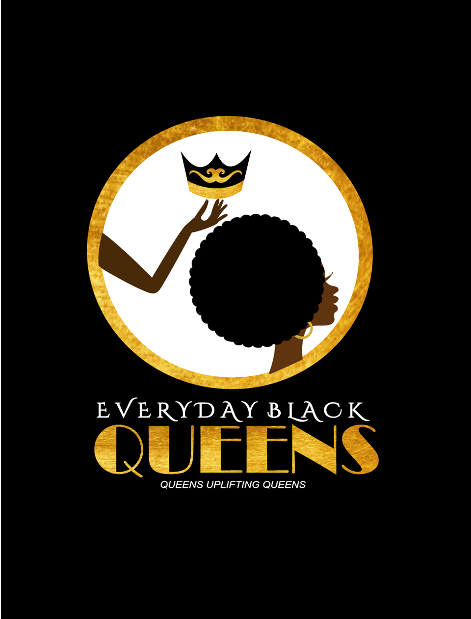 Queen uplifting Queens