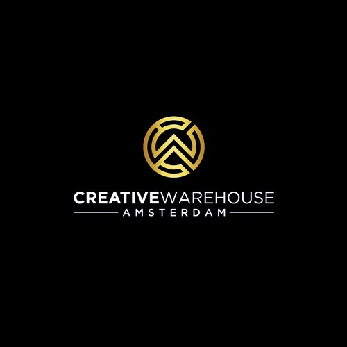 Creative Warehouse (on one line / Creative bold & Warehouse thinner)