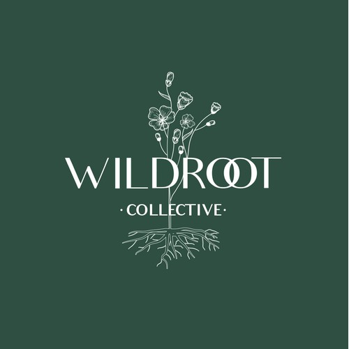Logo for Wildroot Collective
