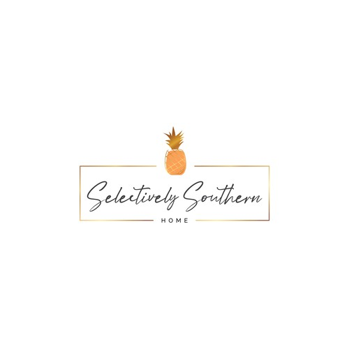 Selectively Southern Home Logo