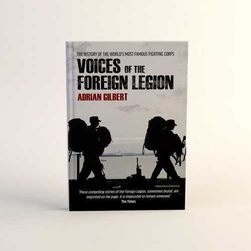 Non fiction book about the French Foreign Legion