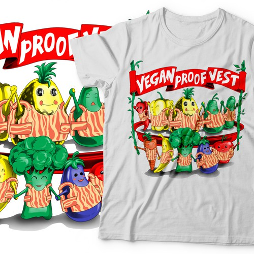 vegan proof vest