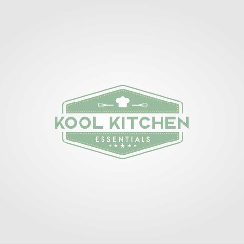 Kool Kitchen Logo Design