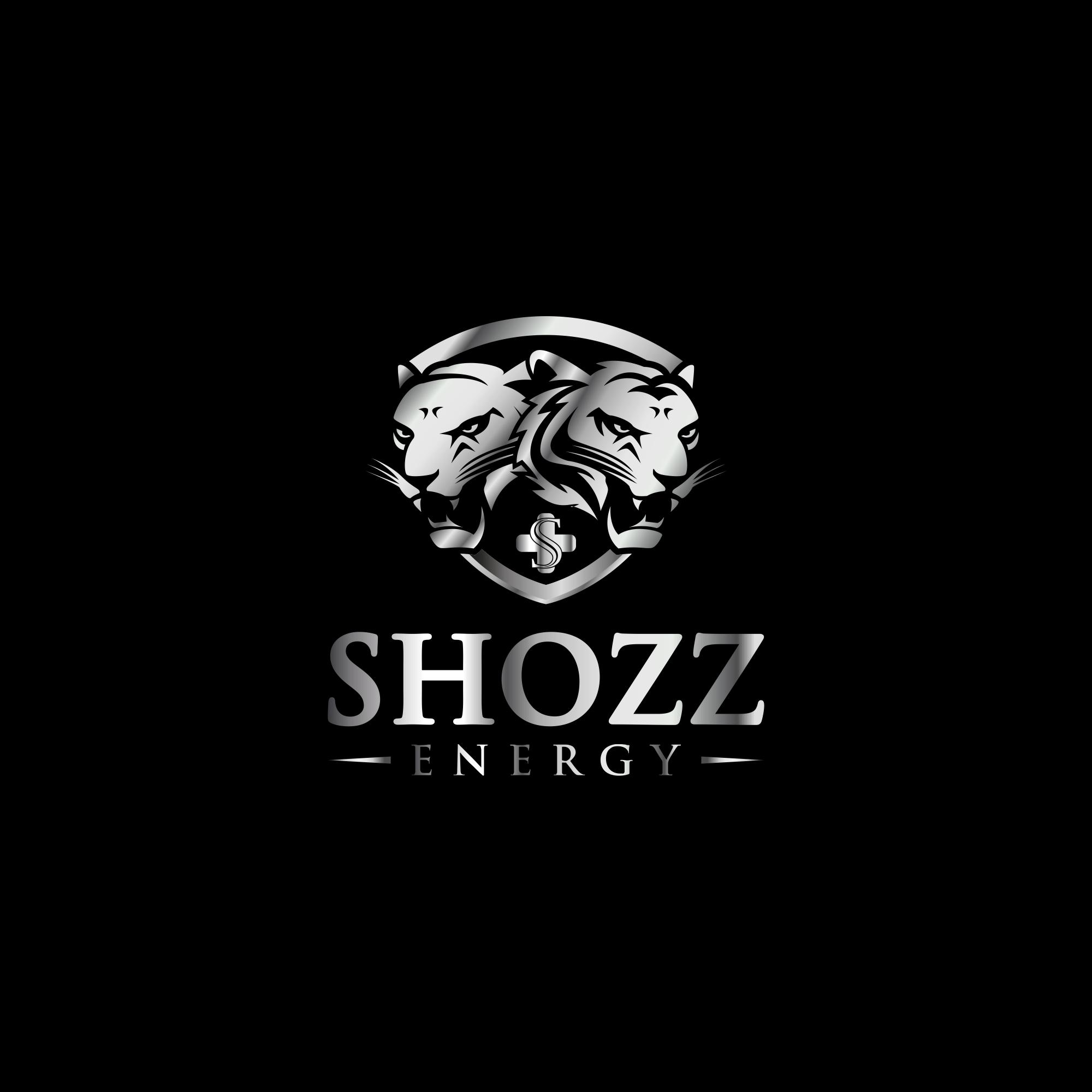 Design an elegant logo for a new ENERGY DRINK called SHOZZ