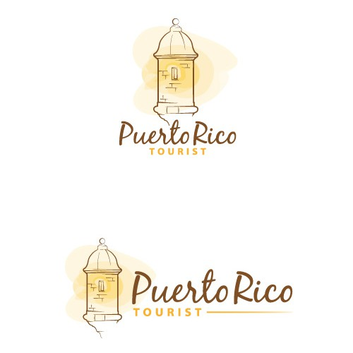 Unused concept for Puerto Rico Tourist