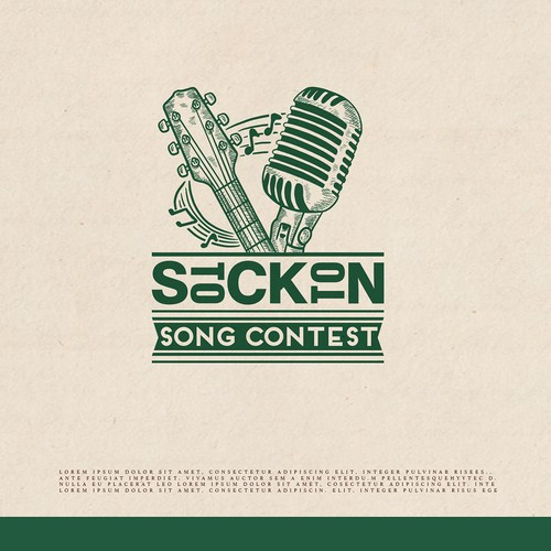logo for Stockton song contest