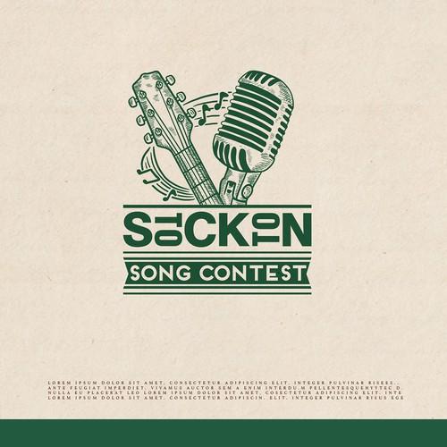 logo for Stockton song contest