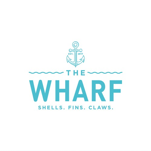The Wharf Logo