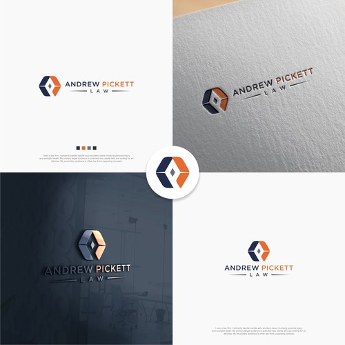 ANDREW PICKETT LAW - LOGO