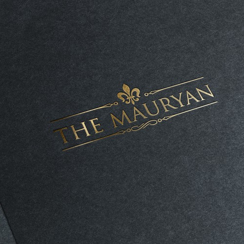 Create a Royal Logo and Brand Identity for a Hospital Chain