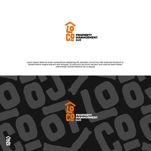 Property Management company logo design concept