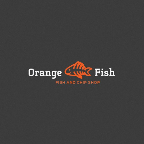 Logo for Fish and Chip shop