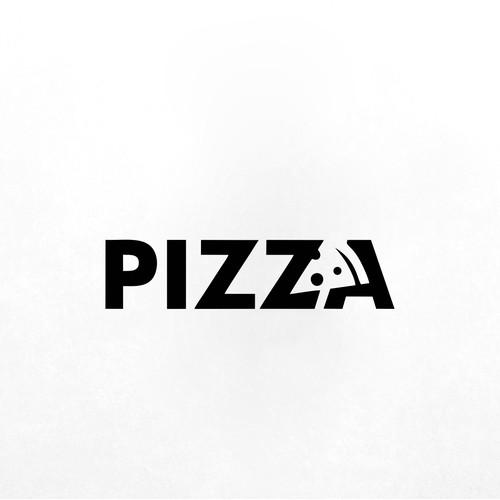 pizza logotypo