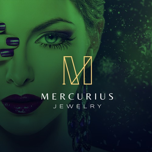Logo design for Jewelry Shop.