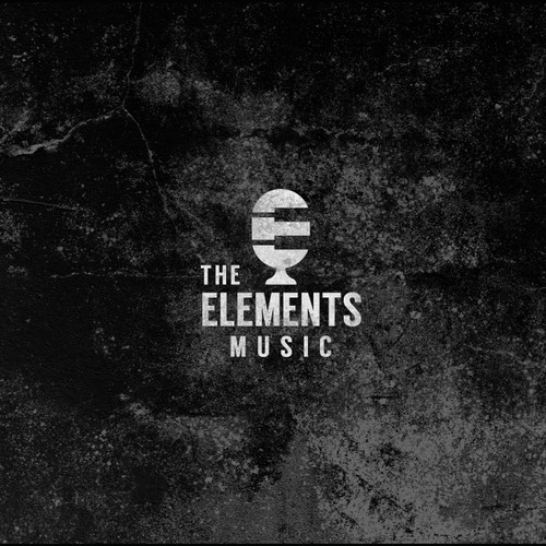 Piano Microphone logo for The Elements Music