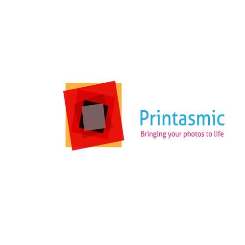 Printasmic needs a new logo