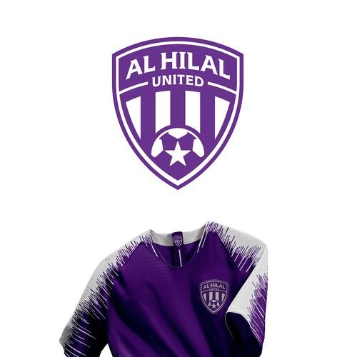 Al Hilal United Logo