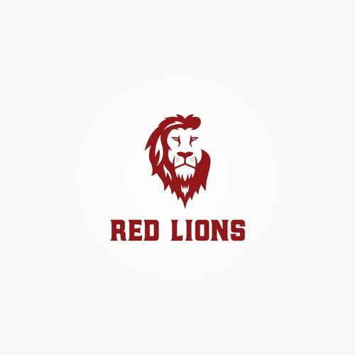 Clean Lion Logo Design