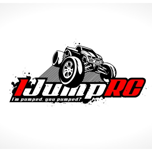 Create a Catchy/Versitle Logo for an RC Car Entertainment Brand