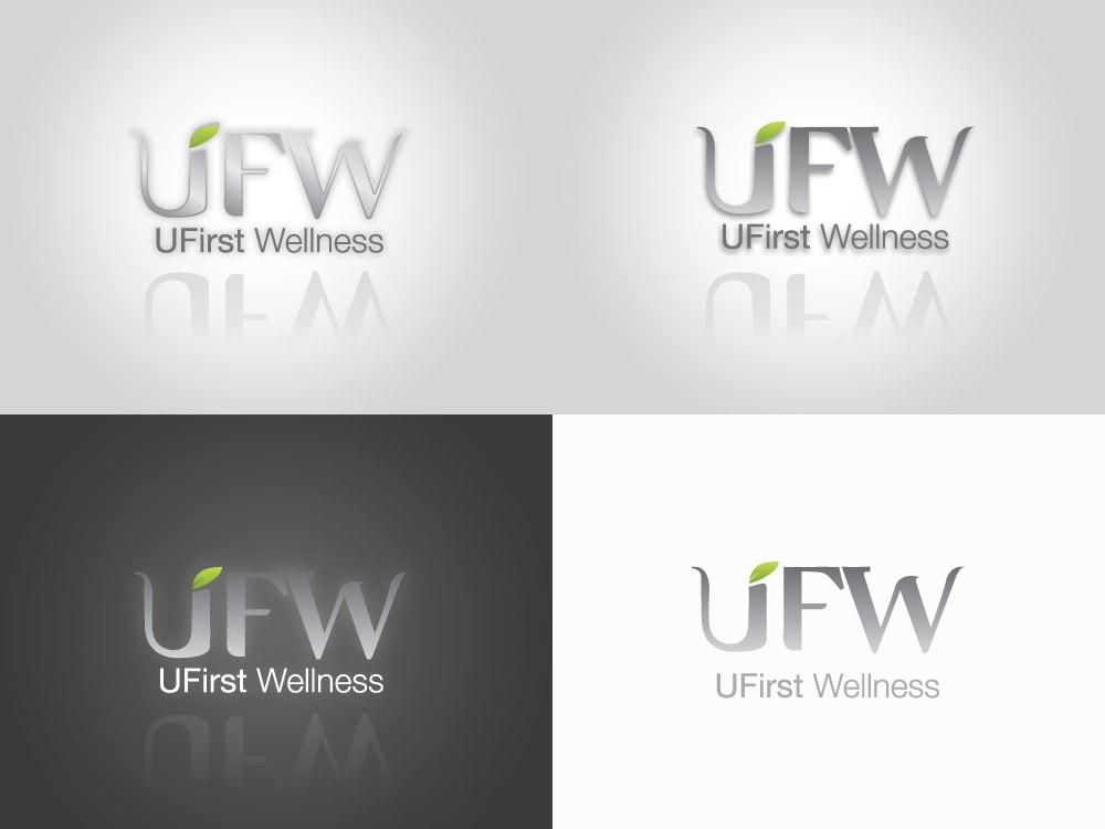Create a winning design for UFirst Wellness (UFW)