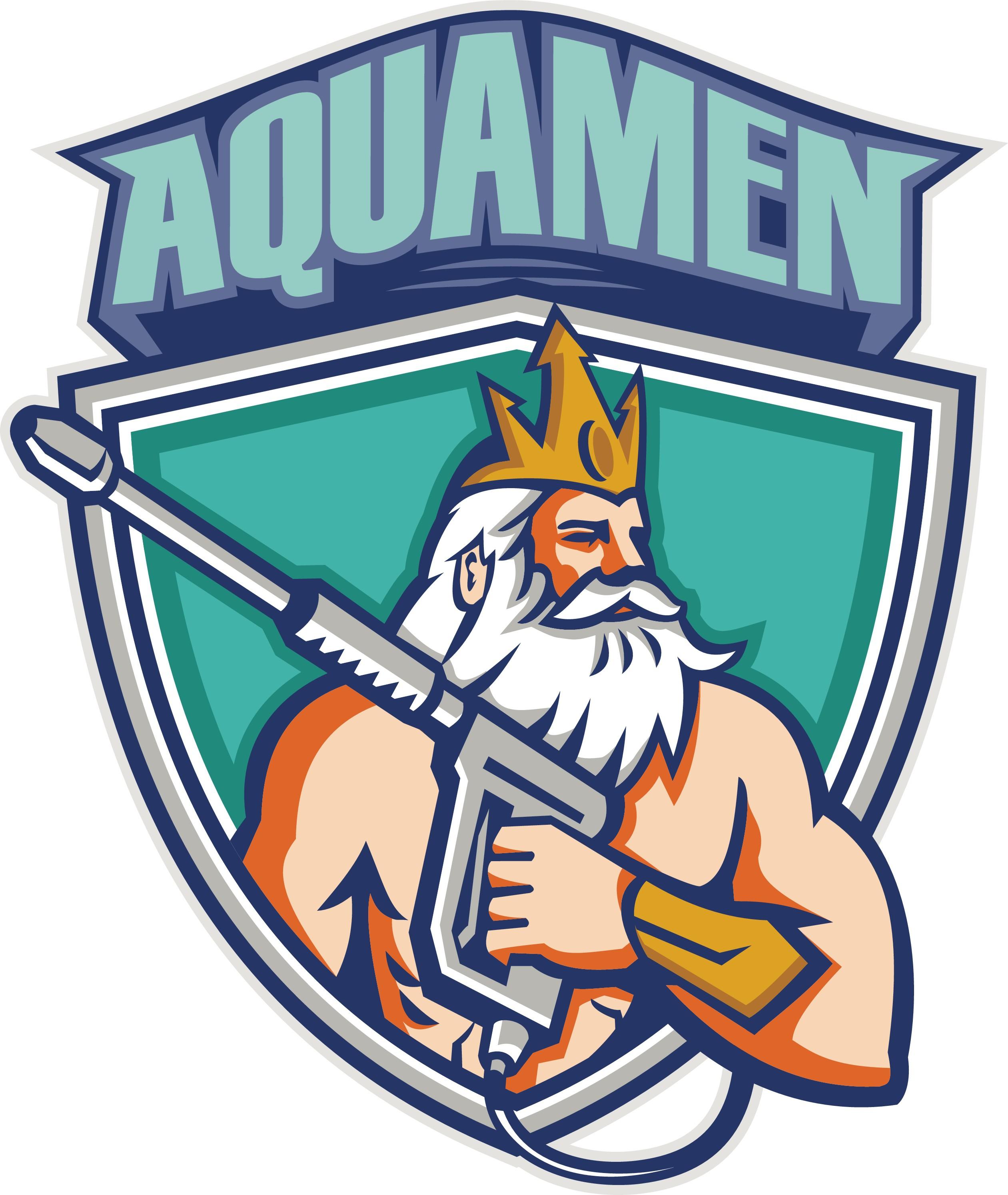 AQUA MEN!  Create a unique logo for a Pressure Washing Business.
