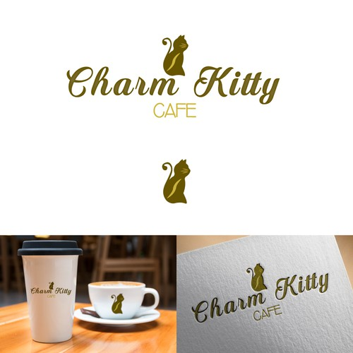 Charm Kitty cafe