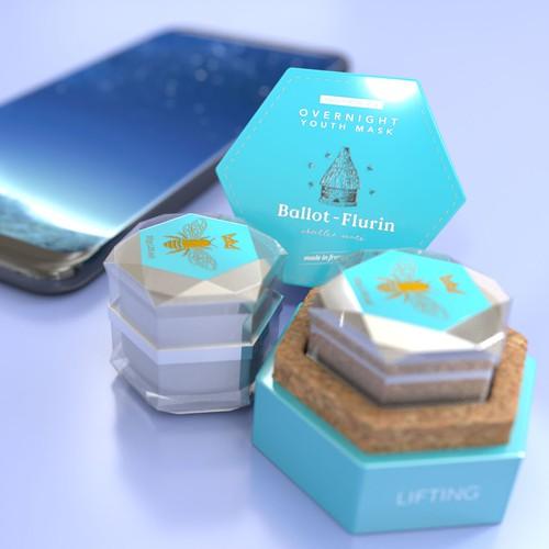 Packaging of Ballot Flurin