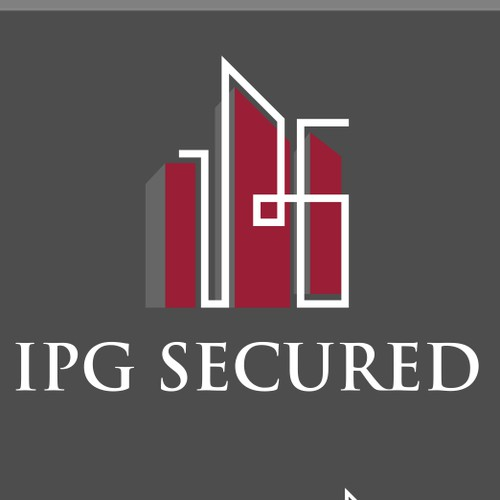 IPG SECURED Logo