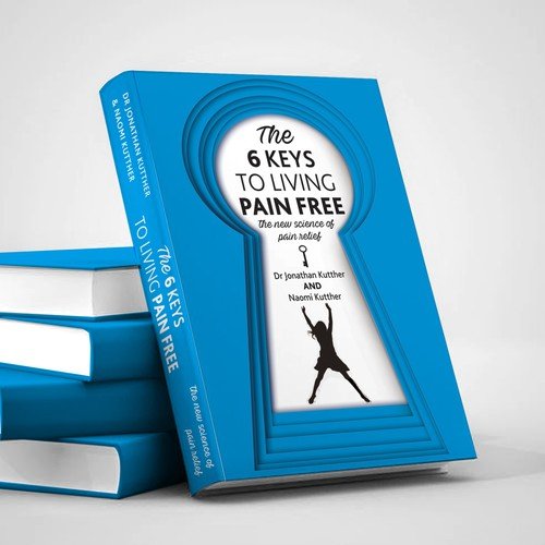 6 Keys to Living Pain Free - Book Cover