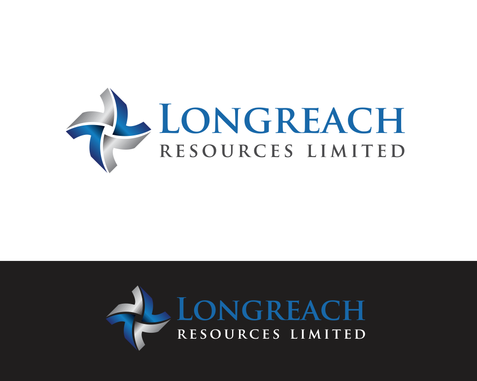 Help Longreach Resources Limited with a new logo