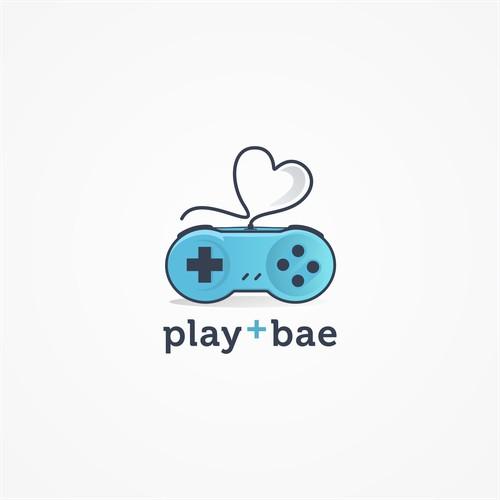 PlayBae - Logo for gamer's dating
