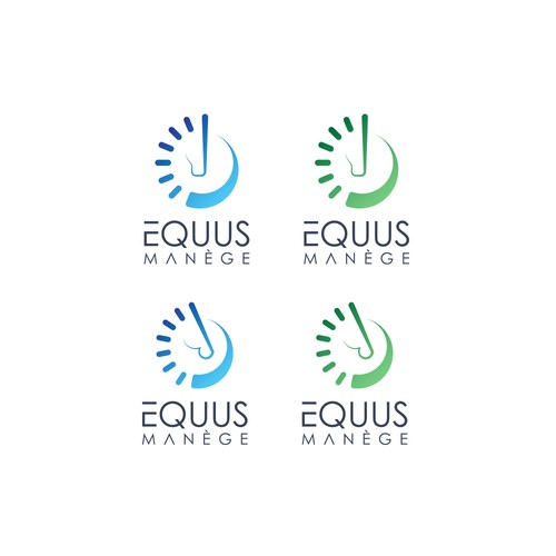 logo for Equus manege