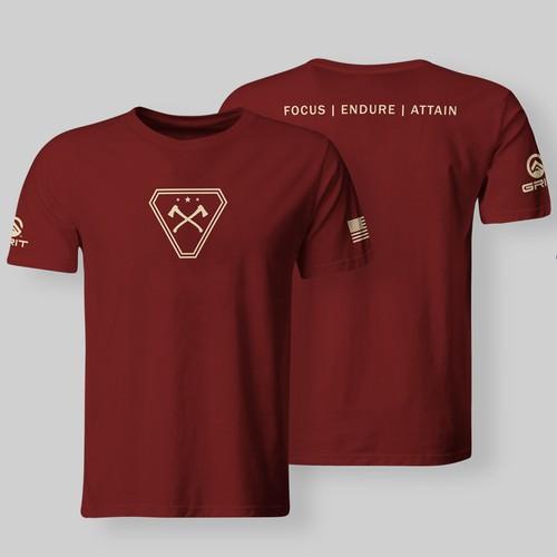 GRIT tshirt design