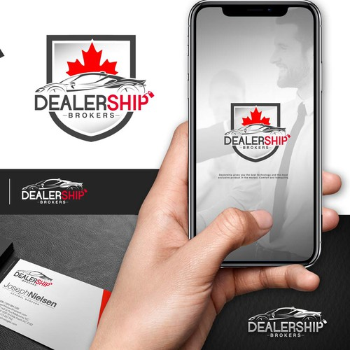 Logo Dealership Brokers