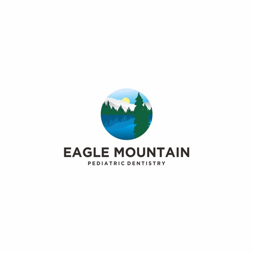 logo proposal eagle mountain