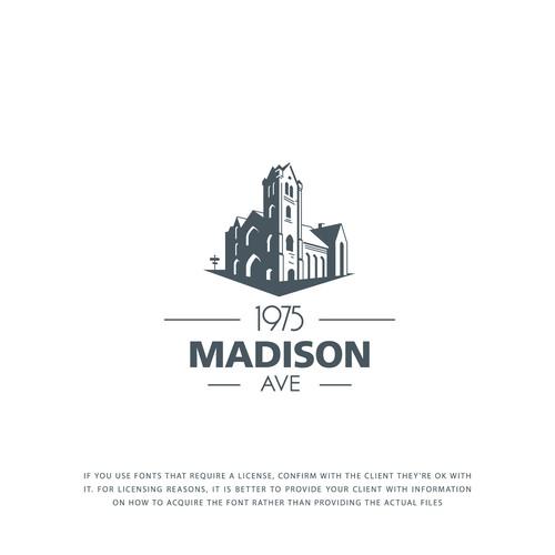 Logo design for 1975 Madison AVE