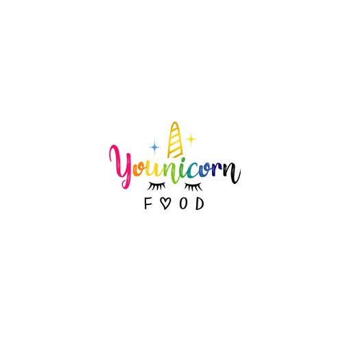 bold logo for food company