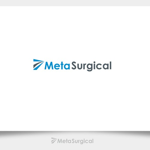Create a logo for Meta Surgical, a surgical instrument supplier