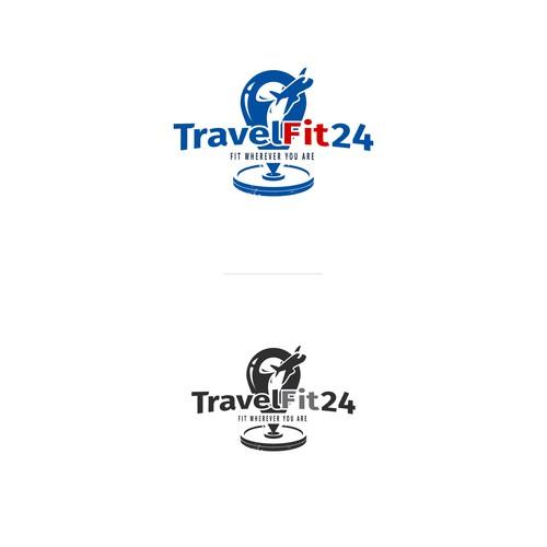 Logo design for Travel Fitness