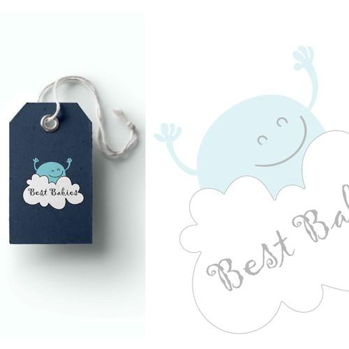 baby  clothing logo design