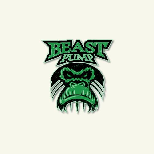 Beastpump logo