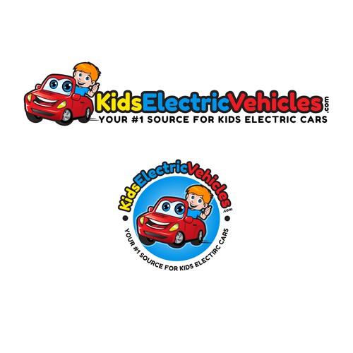 KidsElectricVehicles needs a cartoonish logo