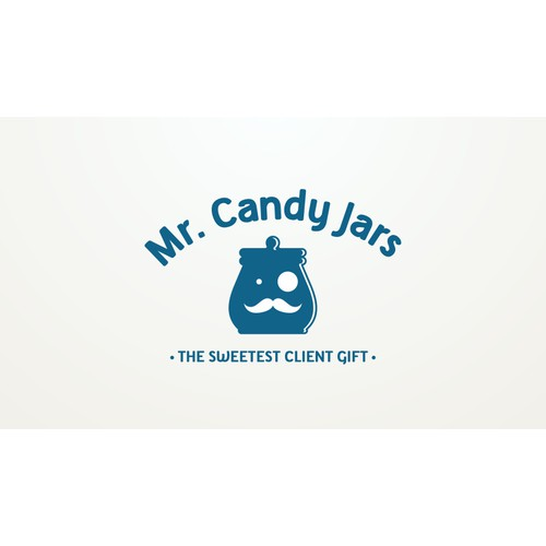 logo for Mr. Candy Jars