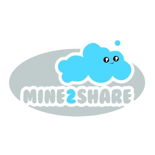 mine2share needs a new logo
