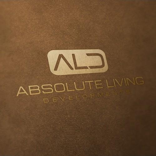 Logo for a real estate development company